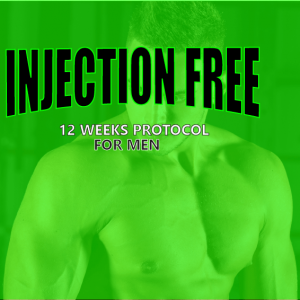 Male body builder injection free for men